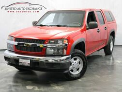 2004_Chevrolet_Colorado_3.5L 5-Cyl Engine / FWD_ Addison IL