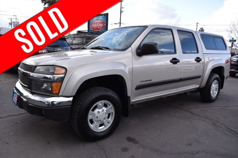 2004 Chevrolet Colorado Crew Cab 4WD Z71 Bend OR