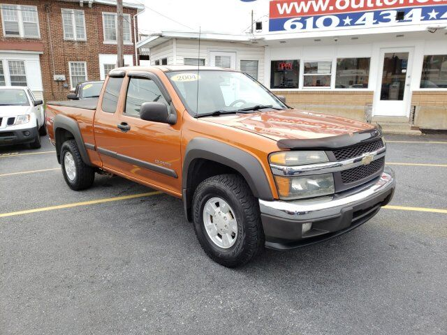 2004 Chevrolet Colorado LS Z71 Hamburg PA