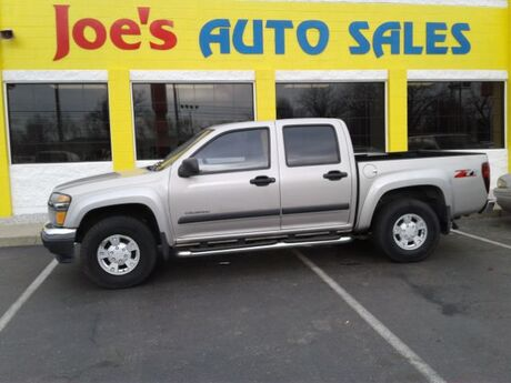2004 Chevrolet Colorado Z85 Crew Cab 2WD Indianapolis IN