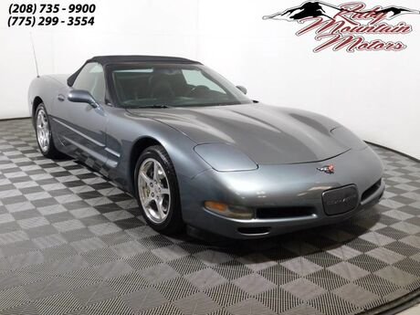 2004 Chevrolet Corvette  Elko NV