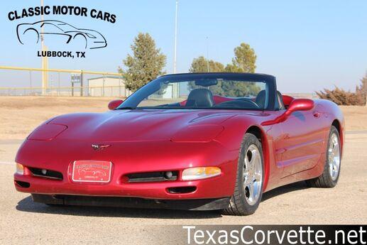 2004 Chevrolet Corvette  Lubbock TX
