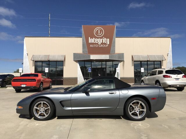2004 Chevrolet Corvette  Wichita KS