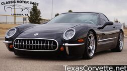 2004_Chevrolet_Corvette_1953 Commemorative Conversion_ Lubbock TX
