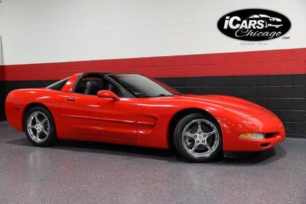 2004_Chevrolet_Corvette_6-Speed Manual 2dr Coupe_ Chicago IL