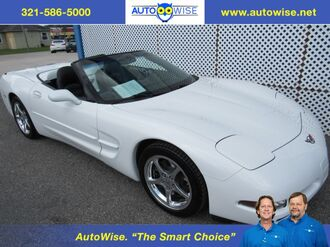 2004_Chevrolet_Corvette CONVERTIBLE__ Melbourne FL