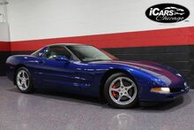 2004 Chevrolet Corvette Commemorative Edition 6MT 2dr Coupe