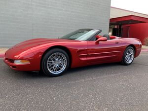 2004_Chevrolet_Corvette_Convertible_ Scottsdale AZ