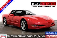 2004_Chevrolet_Corvette_Coupe_ Carrollton TX