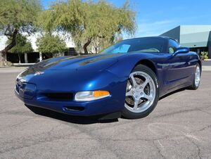 2004_Chevrolet_Corvette_Coupe Commemorative Edition_ Scottsdale AZ