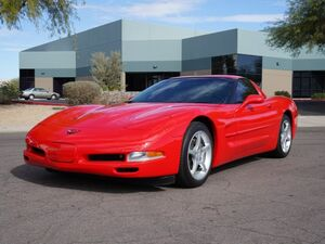 2004_Chevrolet_Corvette_Coupe_ Scottsdale AZ