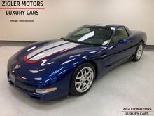 2004_Chevrolet_Corvette Coupe_Z06 COMMEMORATIVE EDITION ONE OWNER LOW MILES 6-SPEED CLEAN CARFAX_ Addison TX