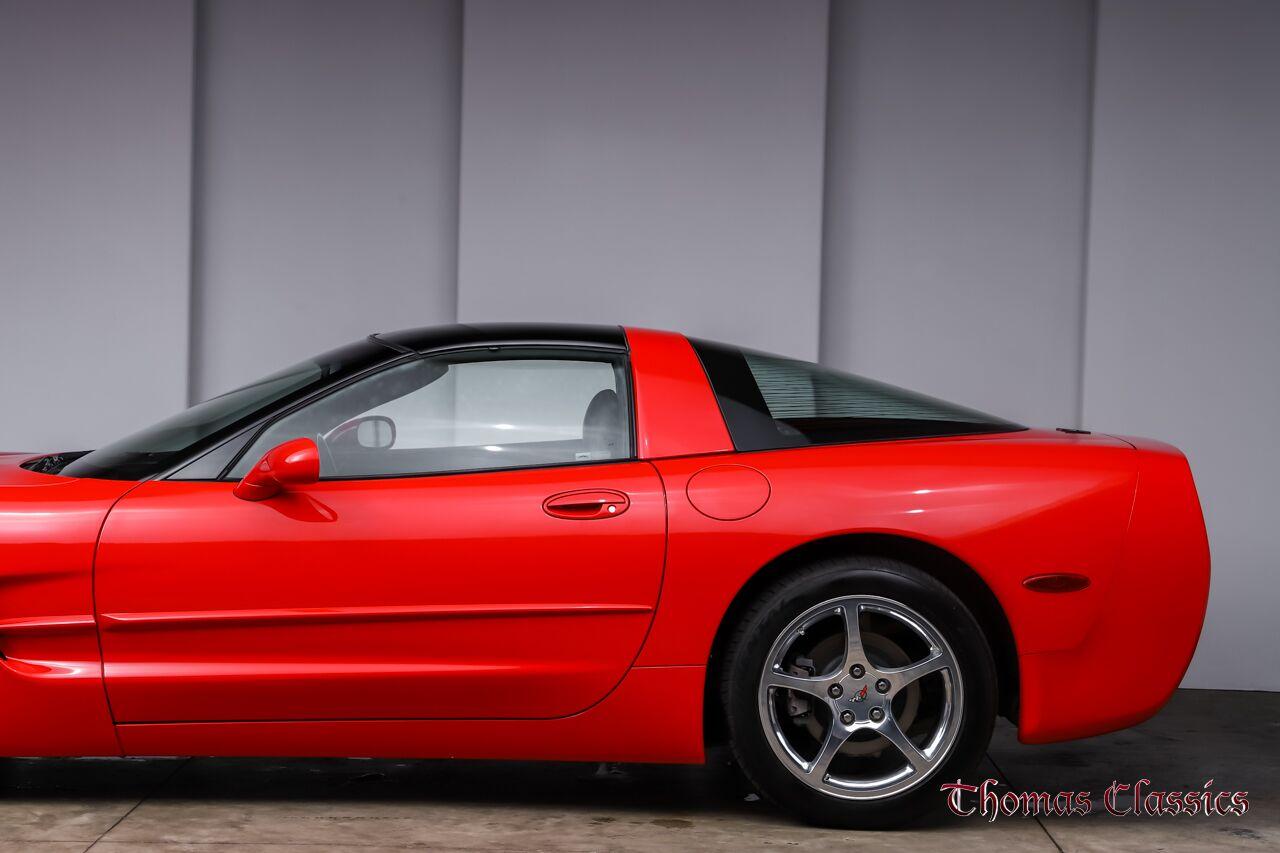 2004 Chevrolet Corvette MANUAL Akron OH