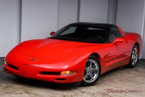 2004_Chevrolet_Corvette_MANUAL_ Akron OH