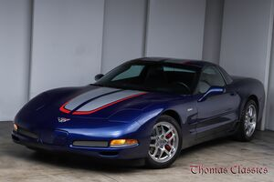 2004_Chevrolet_Corvette_Z06 LeMans Edition_ Akron OH