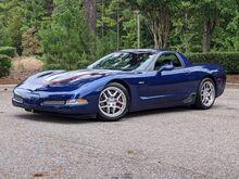 2004_Chevrolet_Corvette_Z06_ Raleigh NC