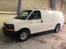 2004_Chevrolet_Express 1500 Cargo Van w/ Ladder Rack__ Ashland VA