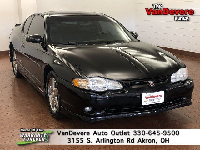 2004 Chevrolet Monte Carlo SS Supercharged Akron OH
