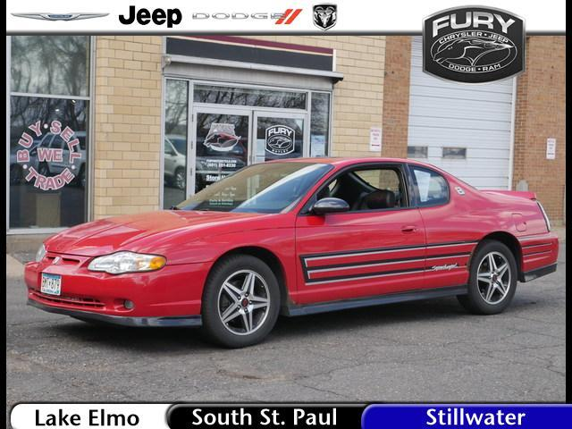 2004 Chevrolet Monte Carlo SS Supercharged St. Paul MN