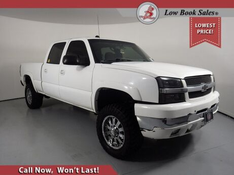 2004_Chevrolet_SILVERADO 2500HD_LS_ Salt Lake City UT