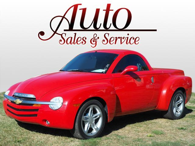 2004 Chevrolet SSR LS Indianapolis IN