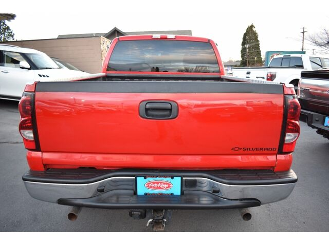 2004 Chevrolet Silverado 1500 Ext Cab 4WD Bend OR
