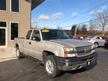 2004_Chevrolet_Silverado 1500 Ext Cab_Z71 Off Road 4WD_ Manchester MD