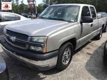2004_Chevrolet_Silverado 1500_LS Ext. Cab Short Bed 2WD_ North Charleston SC