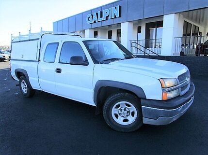 2004_Chevrolet_Silverado 1500_Work Truck_ Prescott AZ