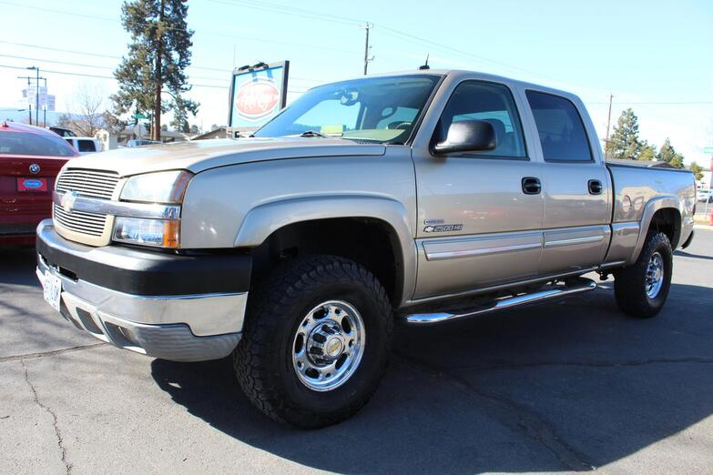 2004 Chevrolet Silverado 2500HD Crew Cab LT 4WD Bend OR