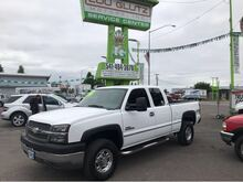 2004_Chevrolet_Silverado 2500HD_LS Ext. Cab Short Bed 4WD_ Eugene OR