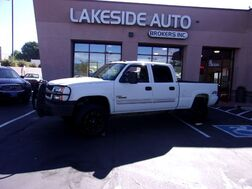 2004_Chevrolet_Silverado 2500HD_LT Crew Cab Short Bed 4WD_ Colorado Springs CO