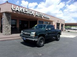 2004_Chevrolet_Silverado 2500HD_LT Ext. Cab Short Bed 4WD_ Colorado Springs CO