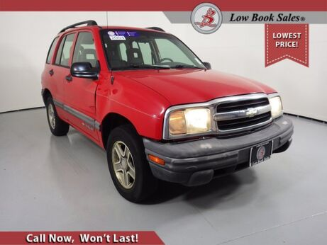 2004_Chevrolet_TRACKER_Base_ Salt Lake City UT