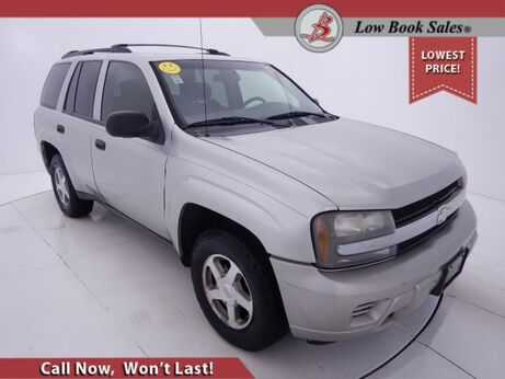 2004_Chevrolet_TRAILBLAZER_LS_ Salt Lake City UT