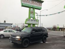2004_Chevrolet_Tahoe_4WD_ Eugene OR