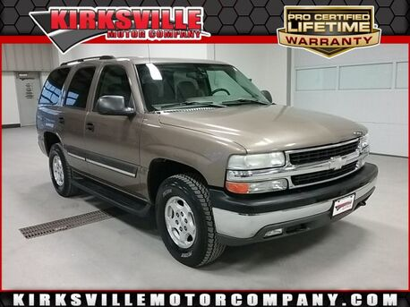 2004_Chevrolet_Tahoe_4dr 1500 4WD LS_ Kirksville MO