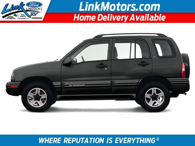 2004 Chevrolet Tracker Base Minong WI