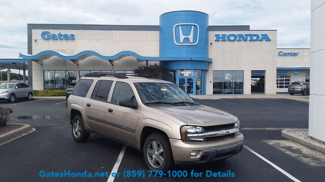 2004 Chevrolet TrailBlazer EXT 4dr 4WD EXT LT Lexington KY