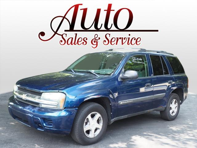 2004 Chevrolet TrailBlazer LS 4WD Indianapolis IN