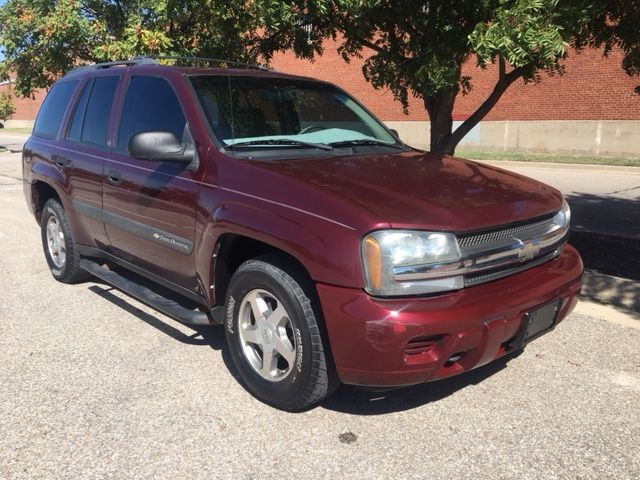 2004 Chevrolet TrailBlazer LS 4WD Wichita KS