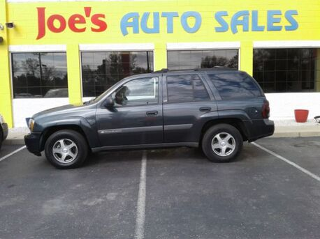 2004_Chevrolet_TrailBlazer_LT 4WD_ Indianapolis IN