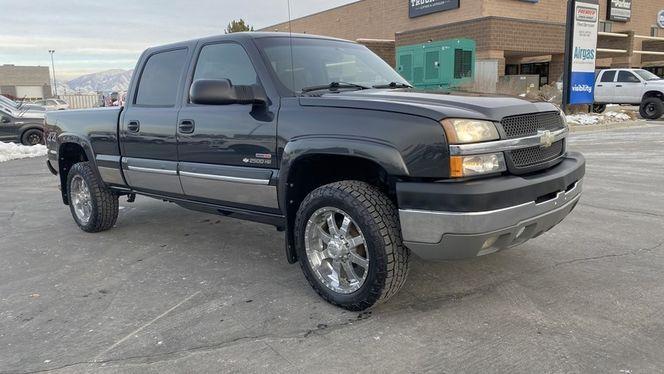 2004 Chevy 2500 LT West Valley City UT