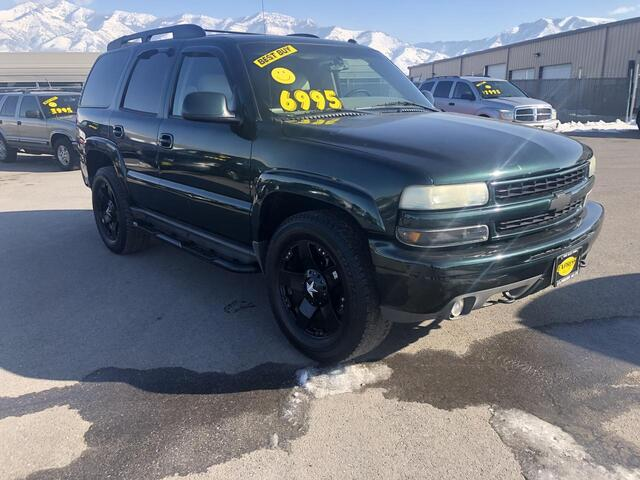 2004 Chevy Tahoe  North Logan UT