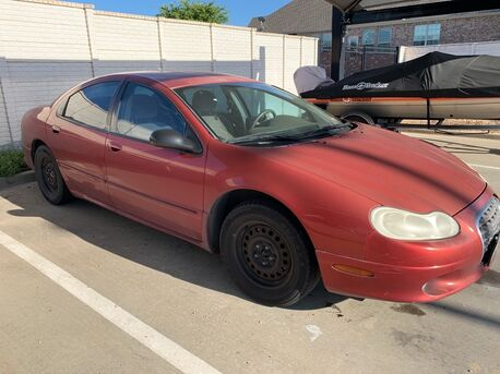2004_Chrysler_Concorde_LX /POWER DRIVER SEATS/CRUISE_ Euless TX