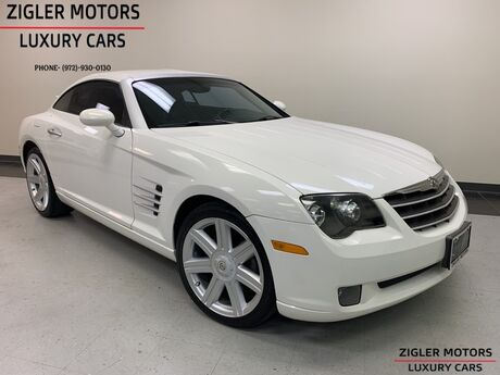 2004 Chrysler Crossfire Coupe Clean Carfax very clean and Nice! Addison TX