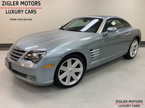 Chrysler Crossfire Coupe One Owner complete Service History very clean 2004