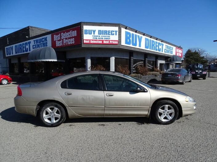 2004 Chrysler Intrepid ES/SXT, Has a Hitch, Perfect for Towing Small Trailers! Kelowna BC