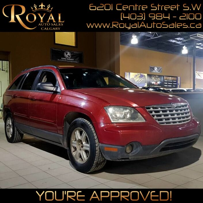 2004 Chrysler Pacifica  Calgary AB