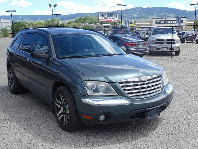 2004 Chrysler Pacifica Base Kelowna BC